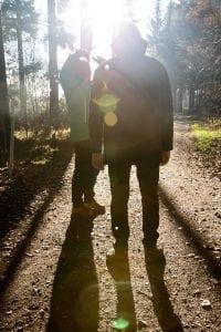 Geführte Atemwanderung in Bad Wörishofen von Toni Fenkl