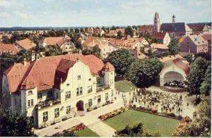 Historische Aufnahme Kurtheater Bad Wörishofen