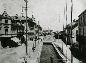 Historische Stadtansicht Bad Wörishofen