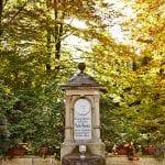 Der Vater-Kneipp-Brunnen in Bad Wörishofen